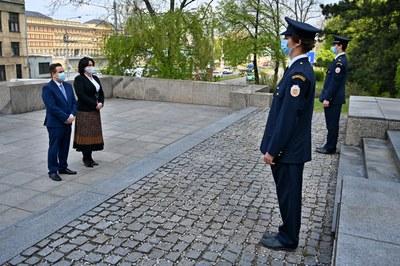 75. výročí osvobození Ostravy