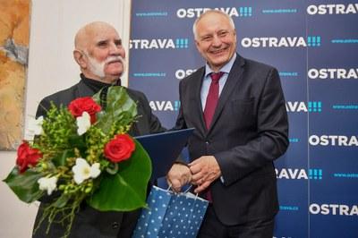 Česlav Piętoň, Senior roku 2018 – 14.11.2018