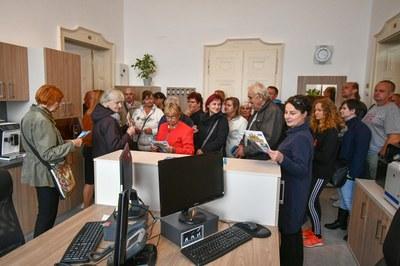 Den otevřených dveří naší radnice přilákal skoro 250 návštěvníků
