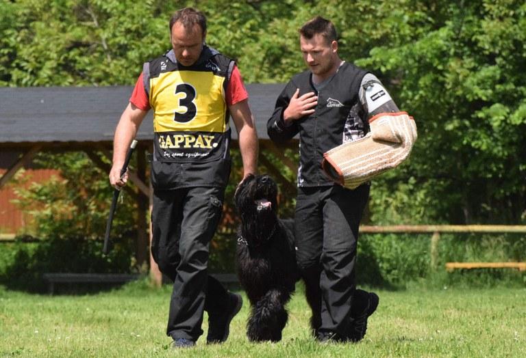 Hřiště v Ostravě Kunčicích ožilo psím štěkotem a vysokými soutěžními tituly