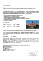 Informace z Vítkovic