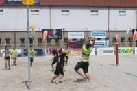 Mistrovství 2019 Beach Školní korfbal Moravskoslezský kraj Ostrava