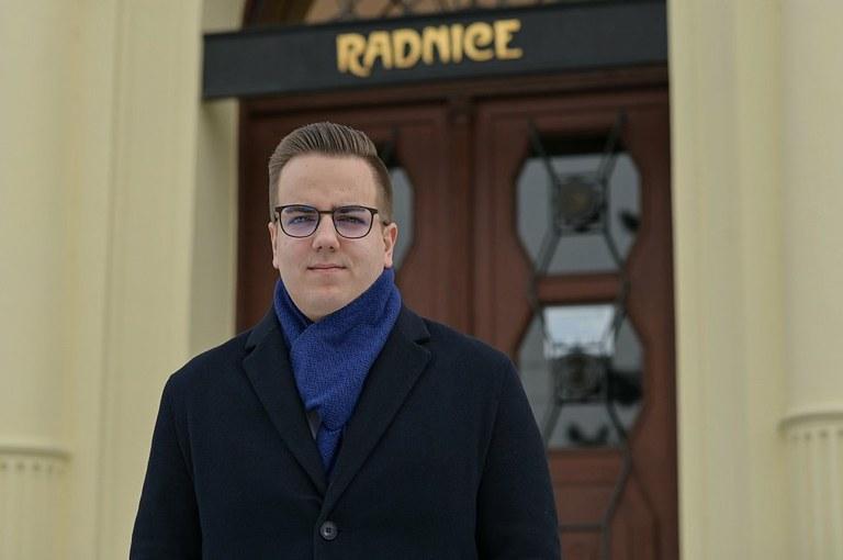 Online rozhovor Deníku se starostou Richardem Verešem