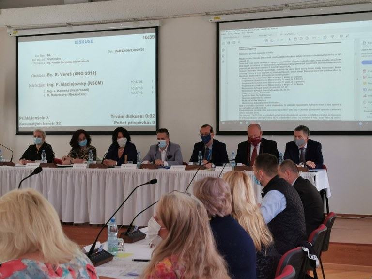 Slezská Ostrava si chce vzít úvěr ve výši 200 milionů korun