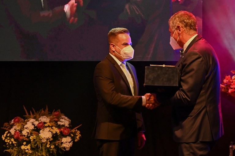 Slezská Ostrava získala Cenu hejtmana za společenskou odpovědnost