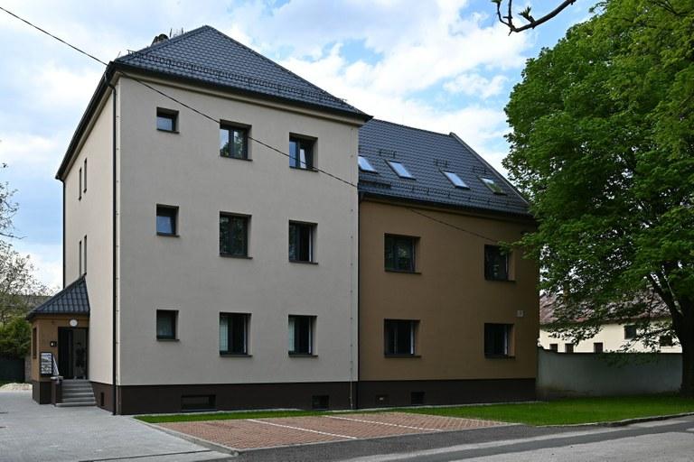 VKunčičkách je šest nových sociálních bytů
