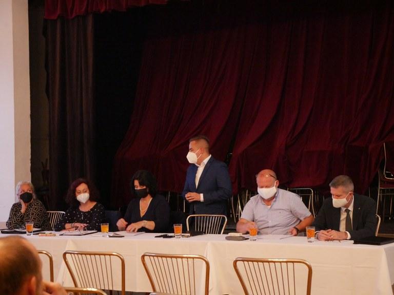 Veřejná setkání vedení obvodu s občany