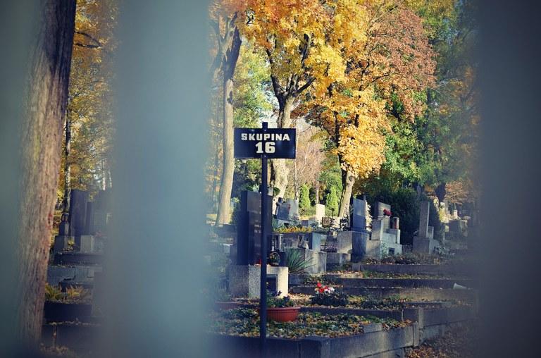 Zajištění bezpečnosti návštěvníků hřbitovů