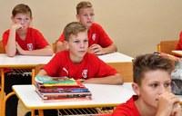 Fotbalisté na ZŠ Bohumínská